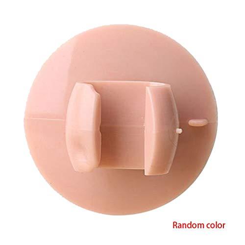 ällige Farbe Reiskocher Löffel Saughalter Küche Organizer Tools Reis Löffel Gerüstabstellbereich Gadget-Rack ()