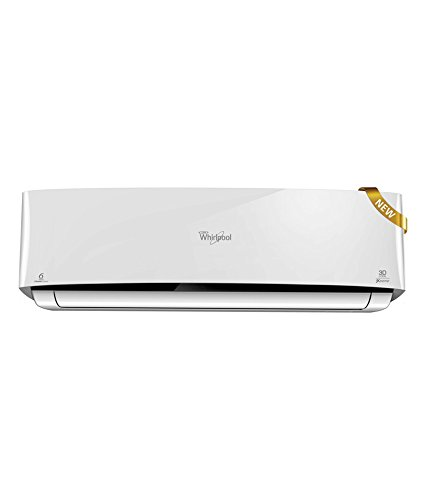Whirlpool 3D Cool Xtreme PLT V Split AC (1.5 Ton, 5 Star Rating, Silver)