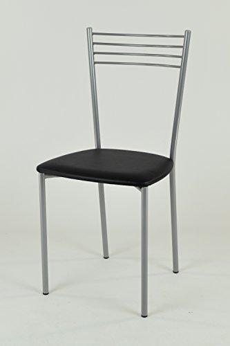 Tommychairs - Set 4 sedie moderne e design ELENA per cucina, bar/e ...