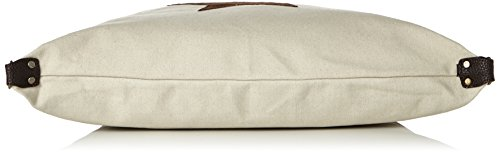 Bags4Less - F3151, Borsa a tracolla Donna Beige (Sand)