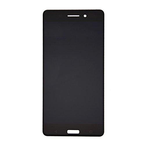 GARMOL Phone Screen LCD Display + Touch Panel für Nokia 6 TA-1000 TA-1003 TA-1021 TA-1025 TA-1033 TA-1039 (Schwarz) (Color : Black) -