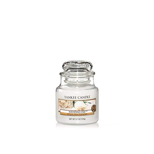 Yankee Candle Glaskerze, klein, Wedding Day