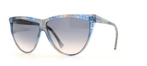 Missoni 56U 047blau Butterfly zertifiziert Vintage Sonnenbrille für Damen