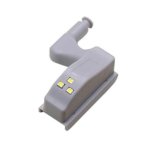 ED Sensor unter Kabinett Leuchten Küche Schlafzimmerschrank Schrank Nachttischlampe ()