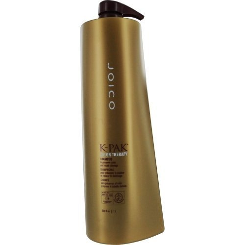 Joico K-PAK Clarifying Shampoo 1000 ml by Joico (English Manual)