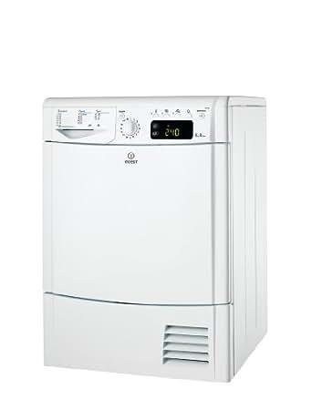 Indesit IDCE G45 B (EU) Kondenstrockner / 4.49 kWh / B / 8 kg / LCD Display / weiß