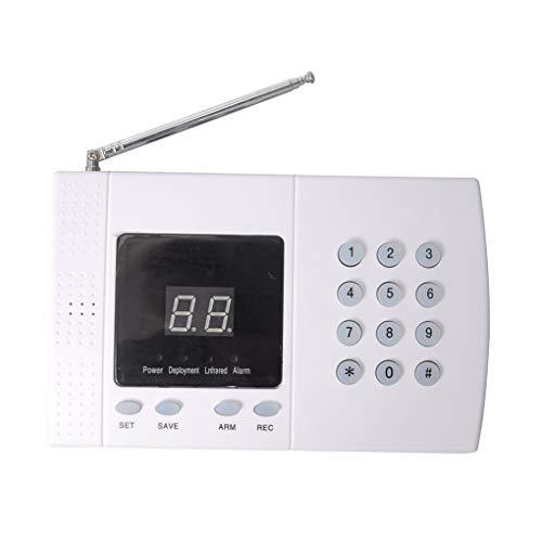 Busirde Wifi-Alarmanlage-System Wireless Heimsicherheitssystem Intruder Fenster Gap PIR Detektor GSM...