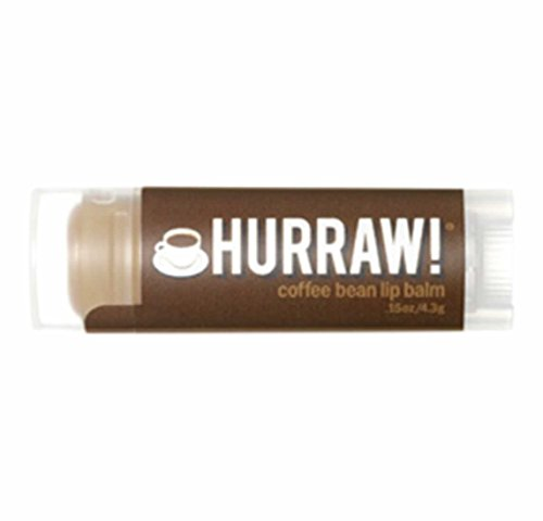 HURRAW - Baume Levres Hydratant - COFFEE
