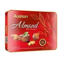 Auston Almond Milk Chocolates Malaysia Imported Chocolates180 gm - Free Shipping