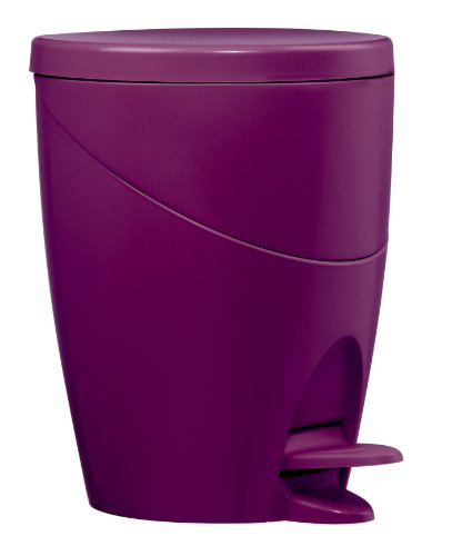 Wirquin Color Line Mülleimer Plum 20719222- farbig