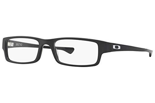 Oakley Rx Eyewear Für Mann Ox1066 Servo Satin Steel Kunststoffgestell Brillen, 57mm