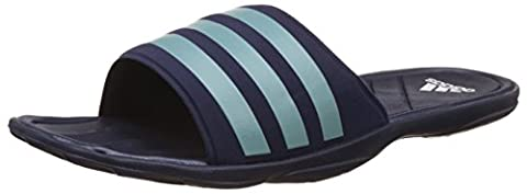 adidas Adipure Cf, Men's Beach & Pool Shoes, Blue (Collegiate Navy/vapour Steel/clear Grey), 8 UK (Adidas Mens Infradito)