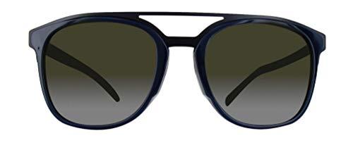 DIOR Sonnenbrille BLACKTIE221FS SSEEJ 55 Montures de Lunettes, Bleu (Blau), 55.0 Homme