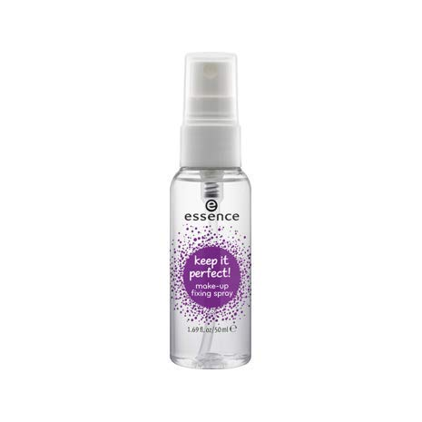 Essence - spray fijador maquillaje - keep it perfect