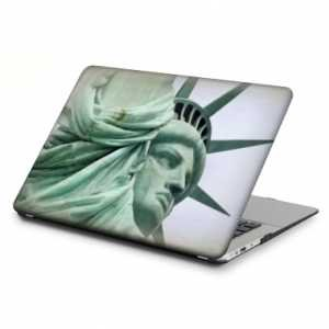 Coque rigide MacBook Air 11 pouces Amerique - - statue liberte vintage B