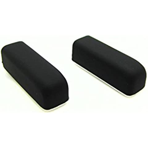 Replacement End Caps Covers para Jawbone UP24 UP-24 Bracelet Band Cap Dust Protectors ( Pack of 2 )