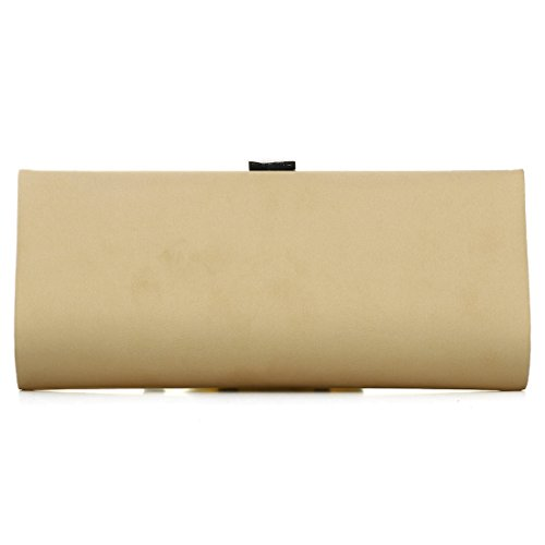 HT , Damen Clutch Weiß