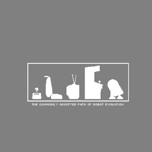 Percorso Di Evoluzione Del Robot - Stofftasche / Beutel Oliv