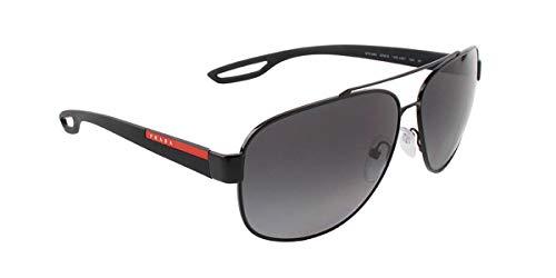 891766753e Prada Linea Rossa 0PS 58QS Gafas de sol, Black, 63 para Hombre