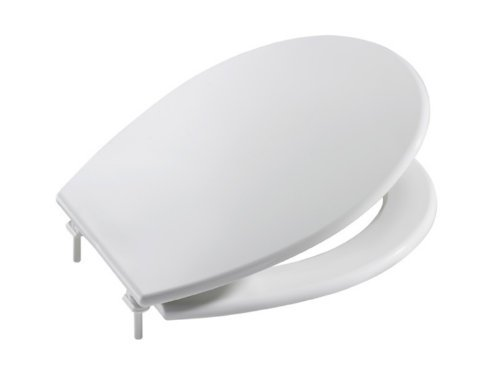 Roca A801398004, Tapa Inodoro Wc PVC Victoria, color Blanco