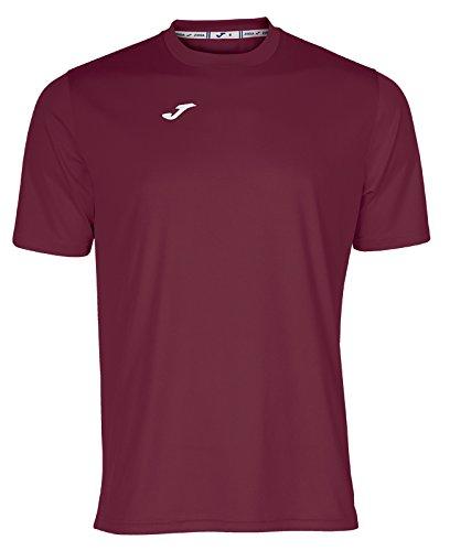 joma combi, camiseta manga corta, unisex.   camiseta joma combi de manga corta, 100% poliester interlock, disponible hasta el 2018 o fin de existencias.