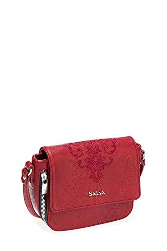 SALSA, Borsa baguette donna Rosso