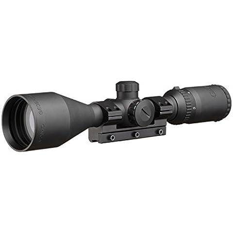 Visor Gamo. Cannocchiale 3–9x 50con zoom. Reticula Lights RGB. Speciale per tiro sportivo
