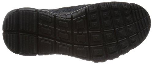 NIKE FLYKNIT TRNR CHUKKA FSB scarpe stivaletto donna trainer BLACK/BLACK-ANTHRACITE