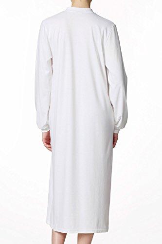 Calida - 33800 - Chemise de Nuit Femme White - white