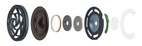 Sony MDR-1AM2 Kopfhörer (High Resolution Audio, Beat Response Control, ultraleichtes Design, inkl. wei hochwertiger Audiokabel) schwarz - 7