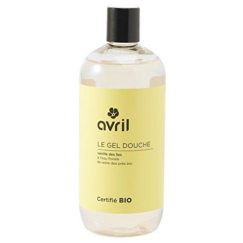 Avril Organic Shower Gel Bio Crème De Caramel, 500 ml - Escape Duschgel