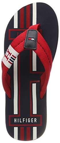 Tommy Hilfiger Badge Textile Beach Sandal