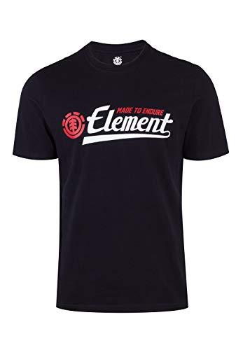 Signature T-Shirt - Black Größe: M Farbe: Black Element Herren
