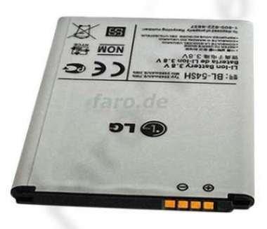 LG Li-Ionen Akku BL-54SH für L90, L90 Dual (D405, D410)
