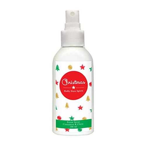 Diffuseur de parfum de noel Christmas room | Noel decoration, parfum ambiance | Spray huile essentielle cannelle | Alternative aux bougie parfumee