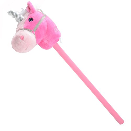 Country Club Fanatsy Sparkle The Pink Hobby Horse With Real Sounds