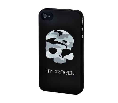 Hydrogen Camouflage Skull Hard Case für iPhone 4 & iPhone 4S
