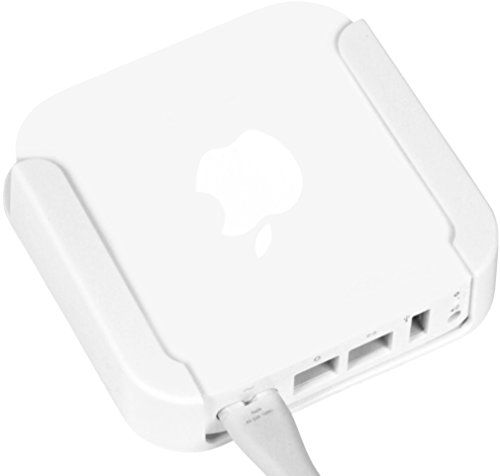 Innovelis TM-AE TotalMount: Mounting System für Apple Airport Express (Apple Router)