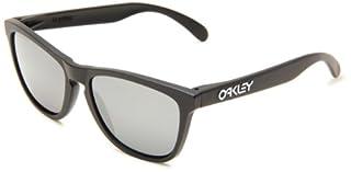 Oakley Frogskins Lunettes de Soleil Mode Unisex Noir (B005Y208ZQ)   Amazon Products