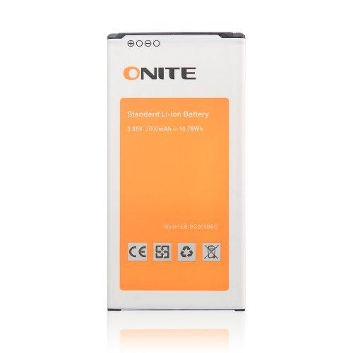 Onite Sostituzione della batteria 2800 mAh Li-ion per Samsung Galaxy i9600 S5 EB-BG900 BG900BBC BG900BBE