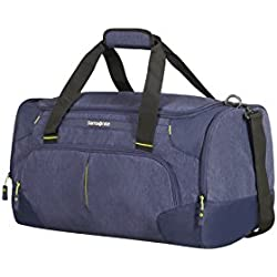 Samsonite Rewind 55/22 Bolsa de Viaje, 55 cm, 54 L, Color Azul (Dark Blue)