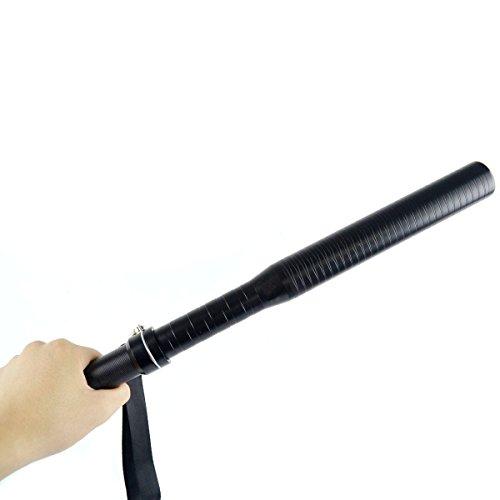 CREE Q5 LED Baseball Fackel-lange Taschenlampen-Lampen-Sicherheit 3 Modi USE 18650 oder 3x AAA (Aaa Baseball)