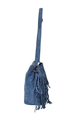 Ateliers Florentins, Borsa a tracolla donna blu