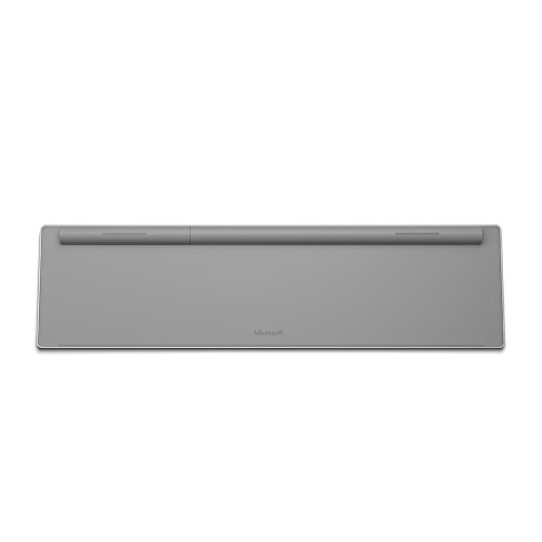 Microsoft Surface Tastatur (Bluetooth 4.0, QWERTZ)  grau
