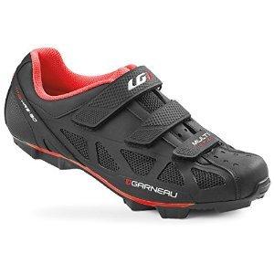 new styles e6542 35778 Louis Garneau Multi Air Flex Chaussures vélo Noir, noir
