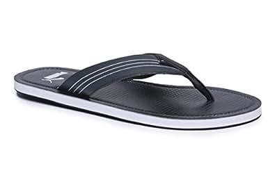 0872e3943f76 Puma Men s Black-Dark Shadow Sandals-10 UK India (44.5 EU) (19102601 ...