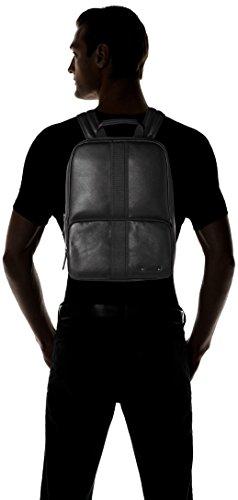 Unbekannt Steve 4, sac bandoulière Schwarz (Black)