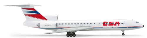Herpa - 554558 - Csa Tupolev Tu - 154 M