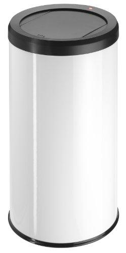 Hailo 0845-030 BigBin Swing 45 - Papelera grande con apertura superior automática...