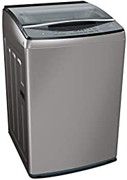 Bosch Serie | 6, 14 Kg  680 RPM Top Load Fully Automatic Washing Machine, Silver Gray - WOA145D0GC, 1 Year War